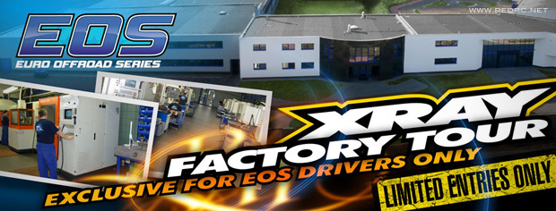 Xray Factory Tour at EOS Rd3