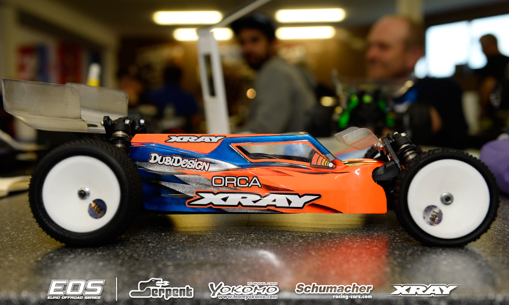 Euro Offroad Series Chassis Focus Martin Bayer